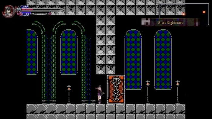 Bloodstained Ritual of the Night: 8 Bit Nightmare