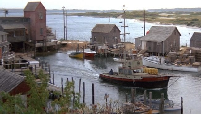 Amity Island Home of Jaws