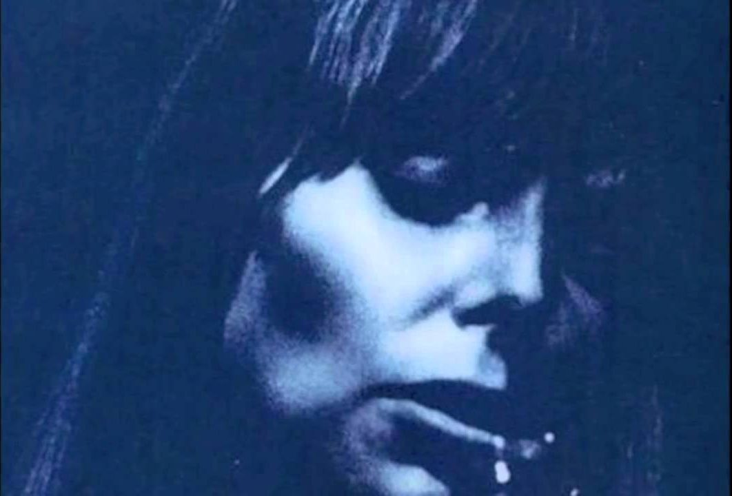 Joni MItchel Blue album cover