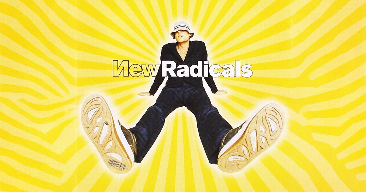 Cover art for New Radicals album