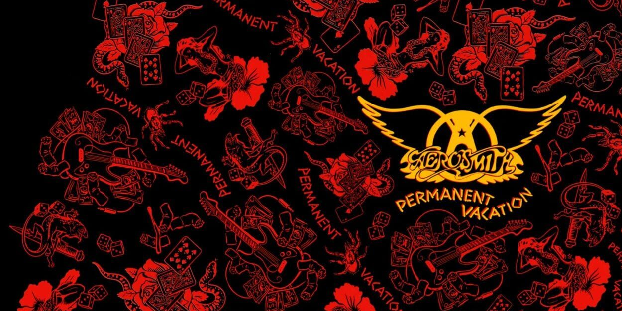 Album cover of Permanent Vacation by Aerosmith