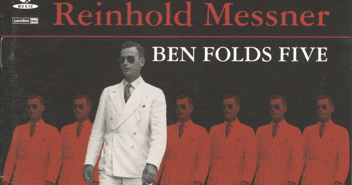 The Unauthorized Biography of Reinhold Messner album cover