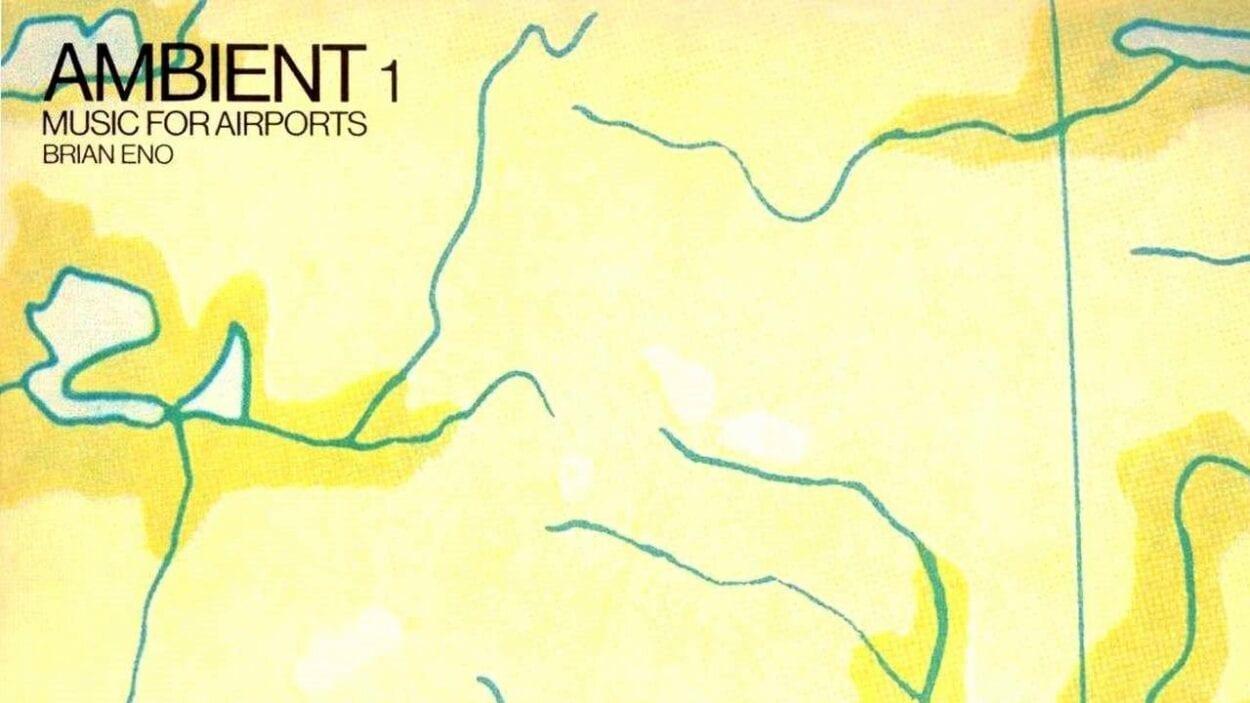 Brian Eno Ambient 1 album cover