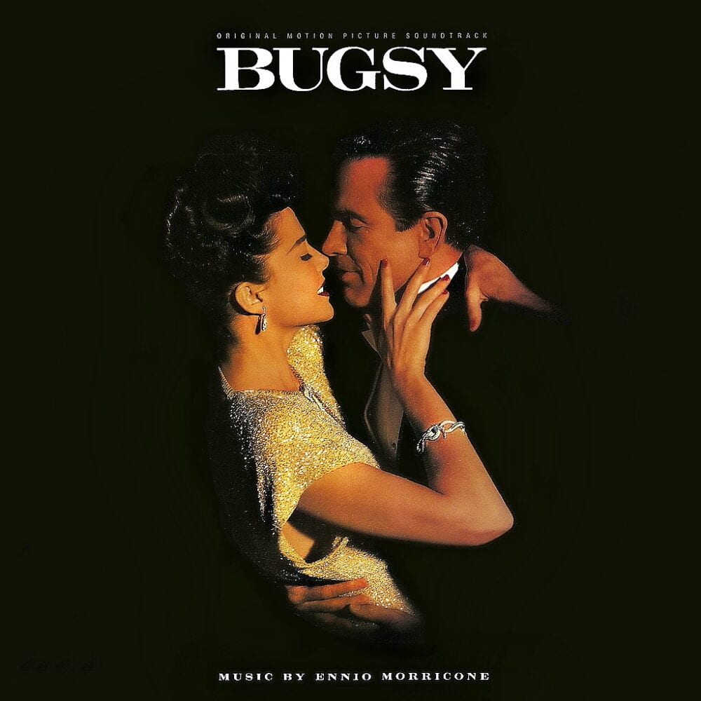 Bugsy movie poster