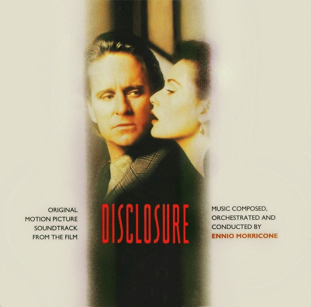 Disclosure movie poster
