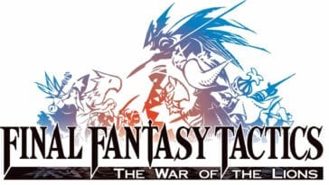 Final Fantasy Tactics: The War of the Lions game cover