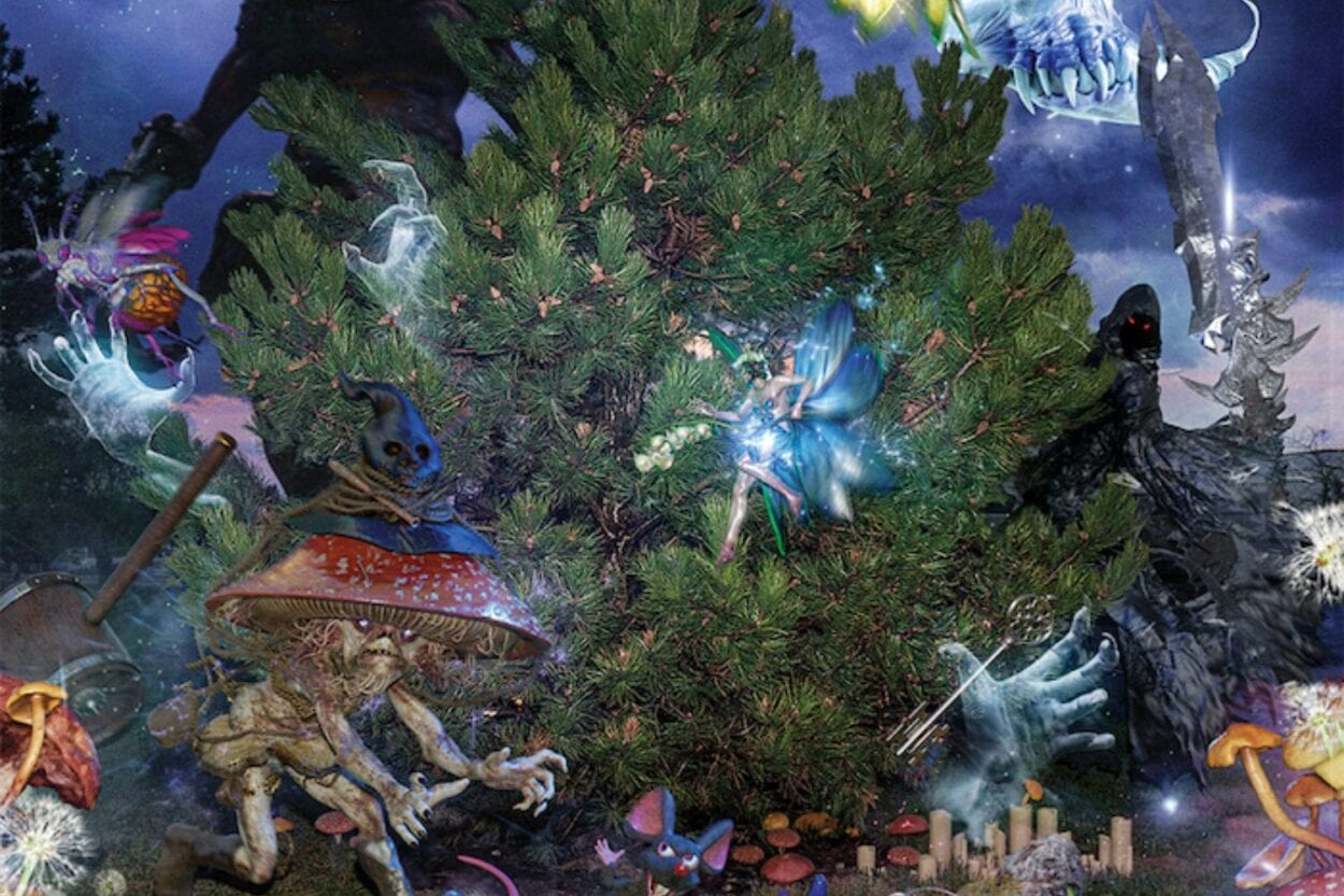 1000 Gecs and the Tree of Clues album cover