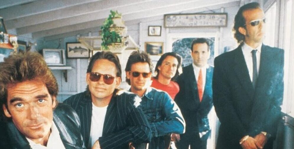 Album cover of Huey Lewis & the News's Greatest Hits