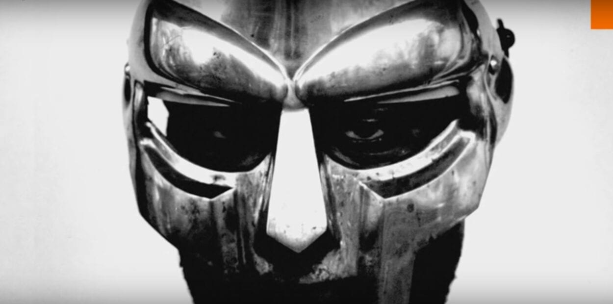 MF Doom Madvillainy album cover