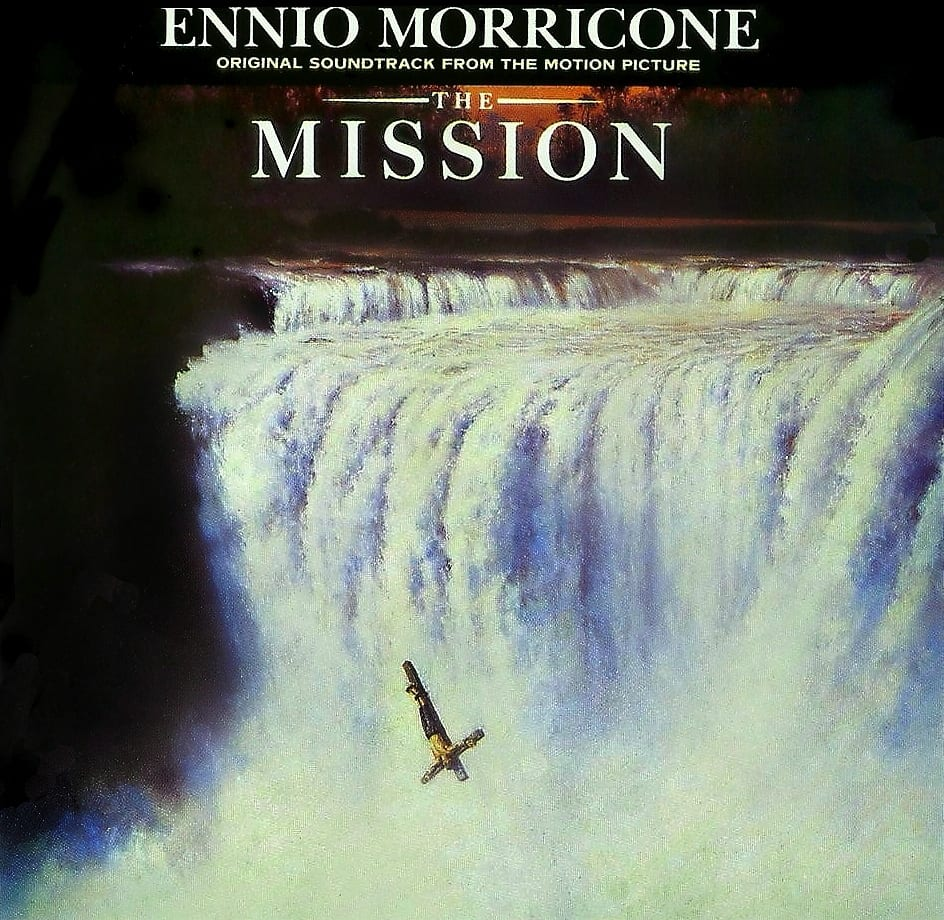 The Mission movie poster