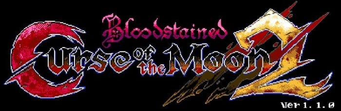 Curse of the Moon 2 logo