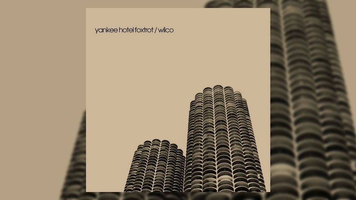Album cover for Yankee Hotel Foxtrot