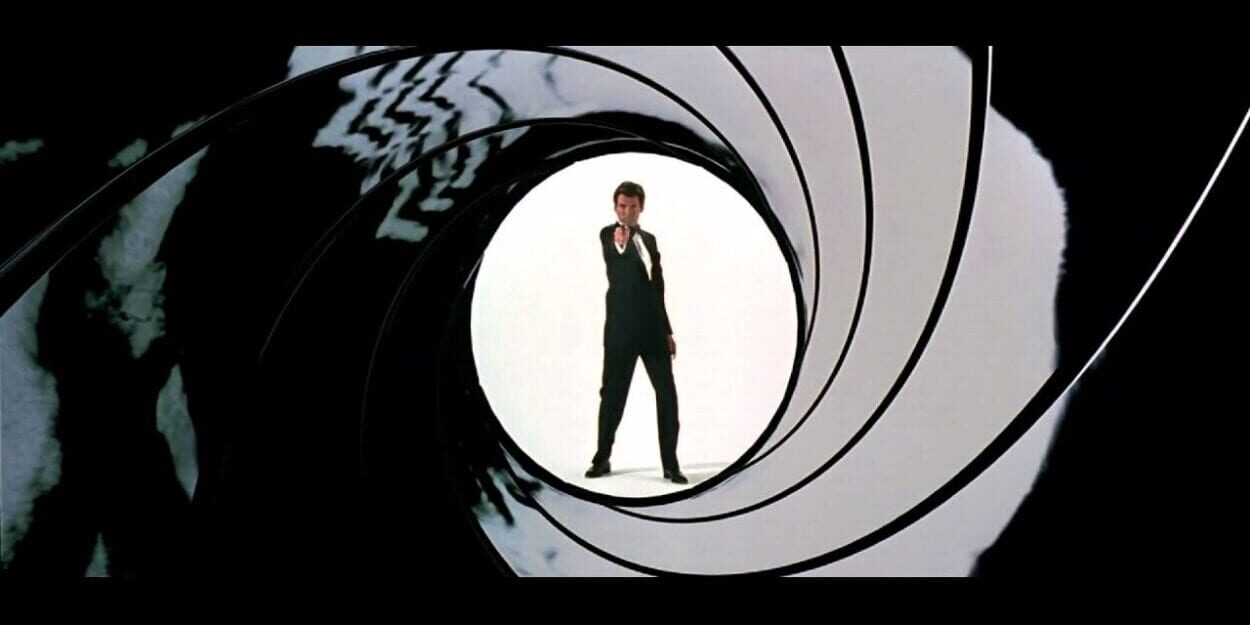 James Bond gun barrel sequence