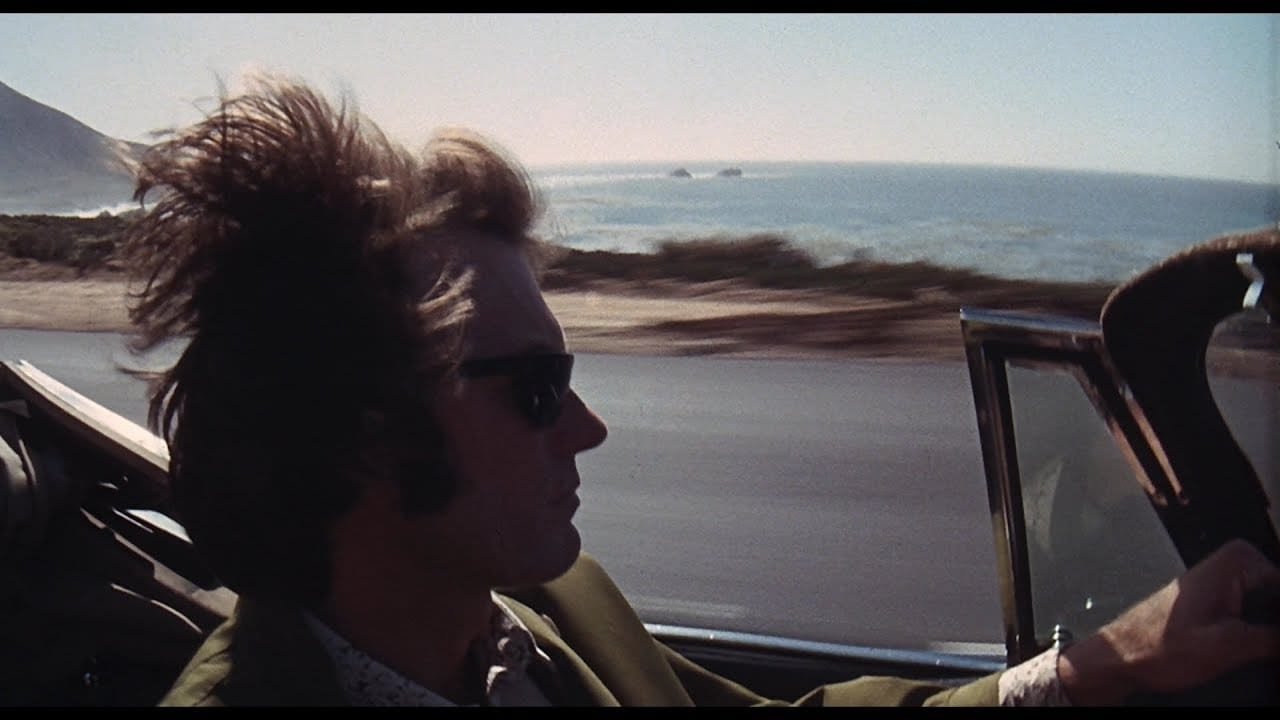 David Garver takes a ride down the Pacific Highway.