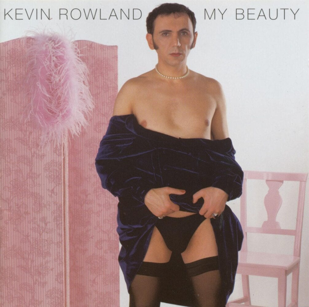 The album cover for 'My Beauty' by Kevin Rowland