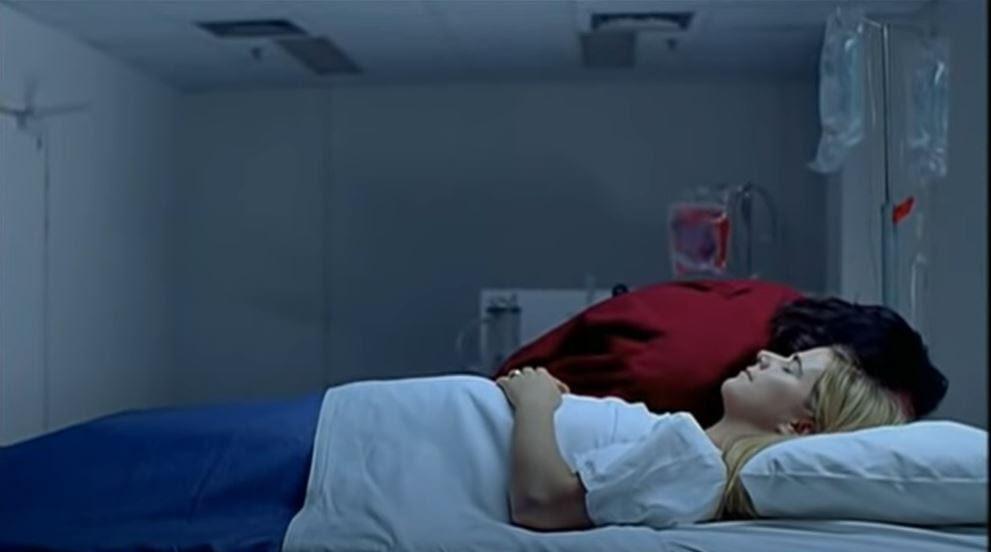 Jack cries as he cradles Sarahs body
