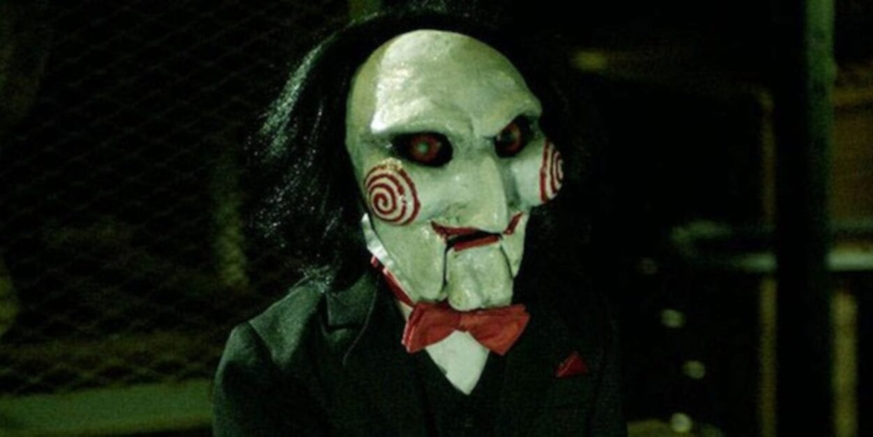 Billy the Puppet from the Saw Franchise