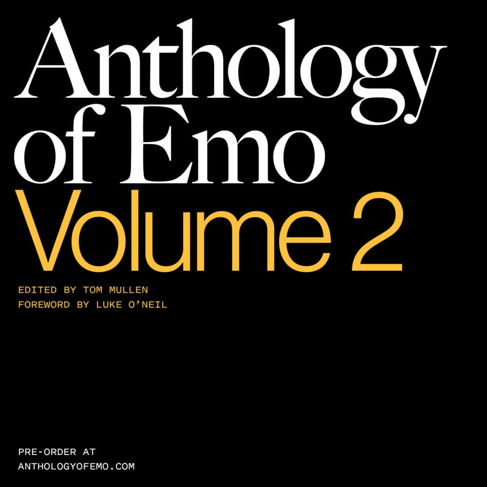 The Anthology of Emo book cover