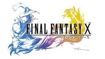 The Final Fantasy X Logo