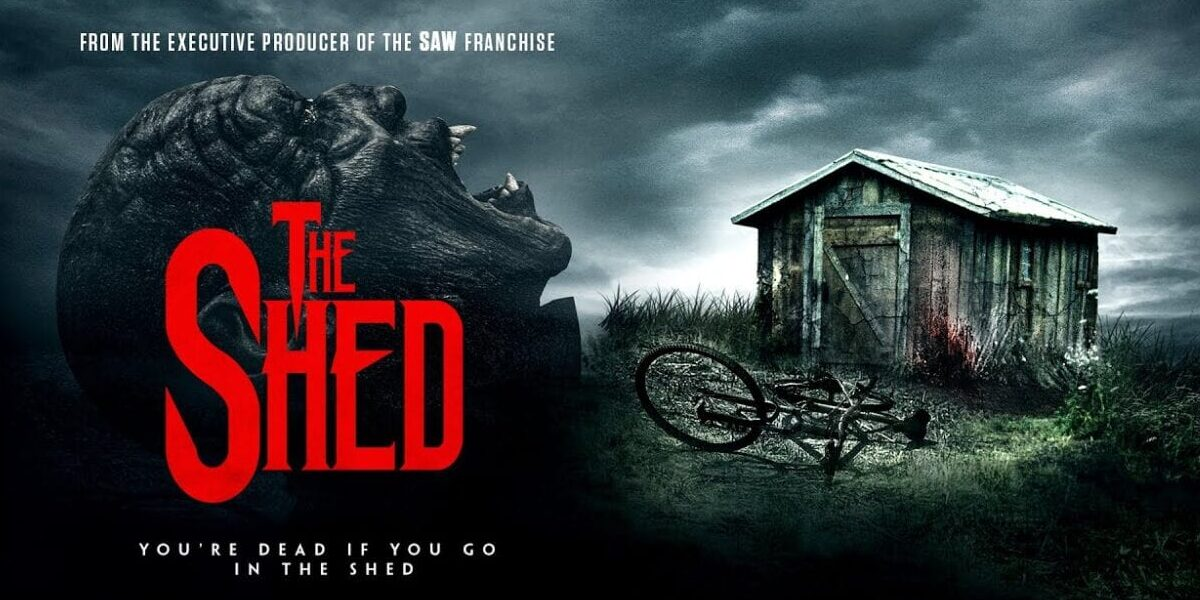 The Shed movie poster.