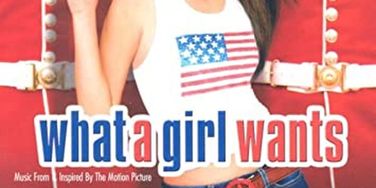 What A Girl Wants Soundtrack Album Cover