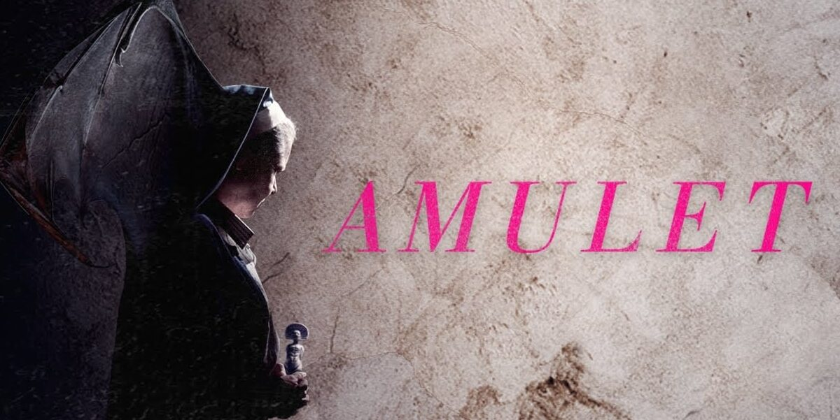movie poster for Amulet from Magnolia Pictures