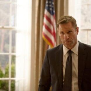 Benjamin Asher in the Oval Office