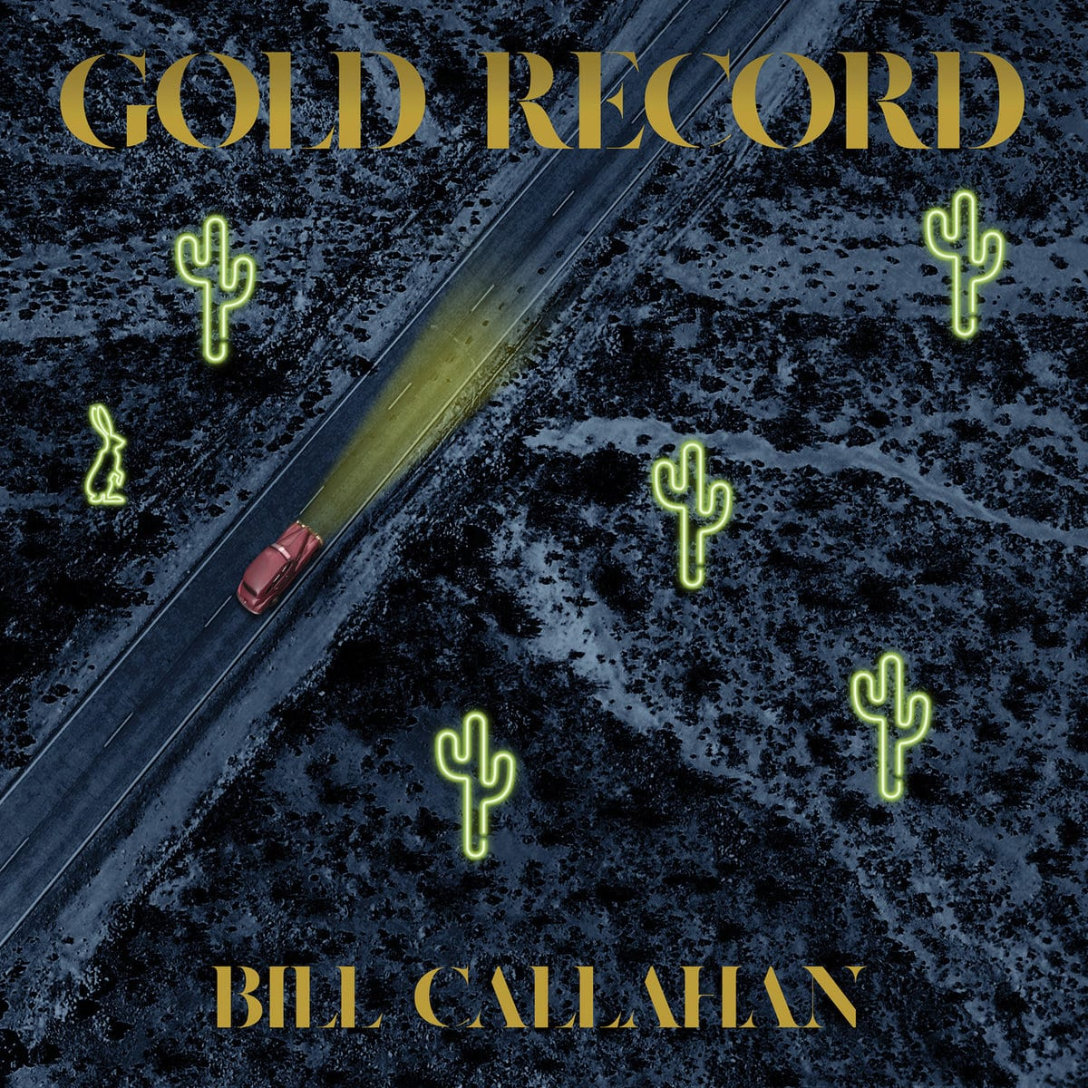 Cover of Gold Record by Bill Callahan