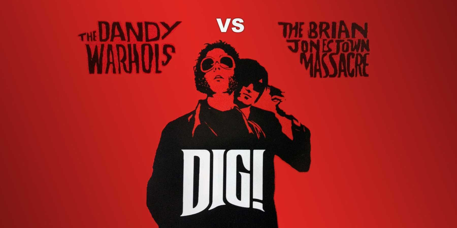 Cover of the Dig! documentary