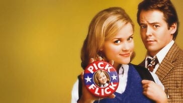 Tracy Flick and Jim McAllister in Election
