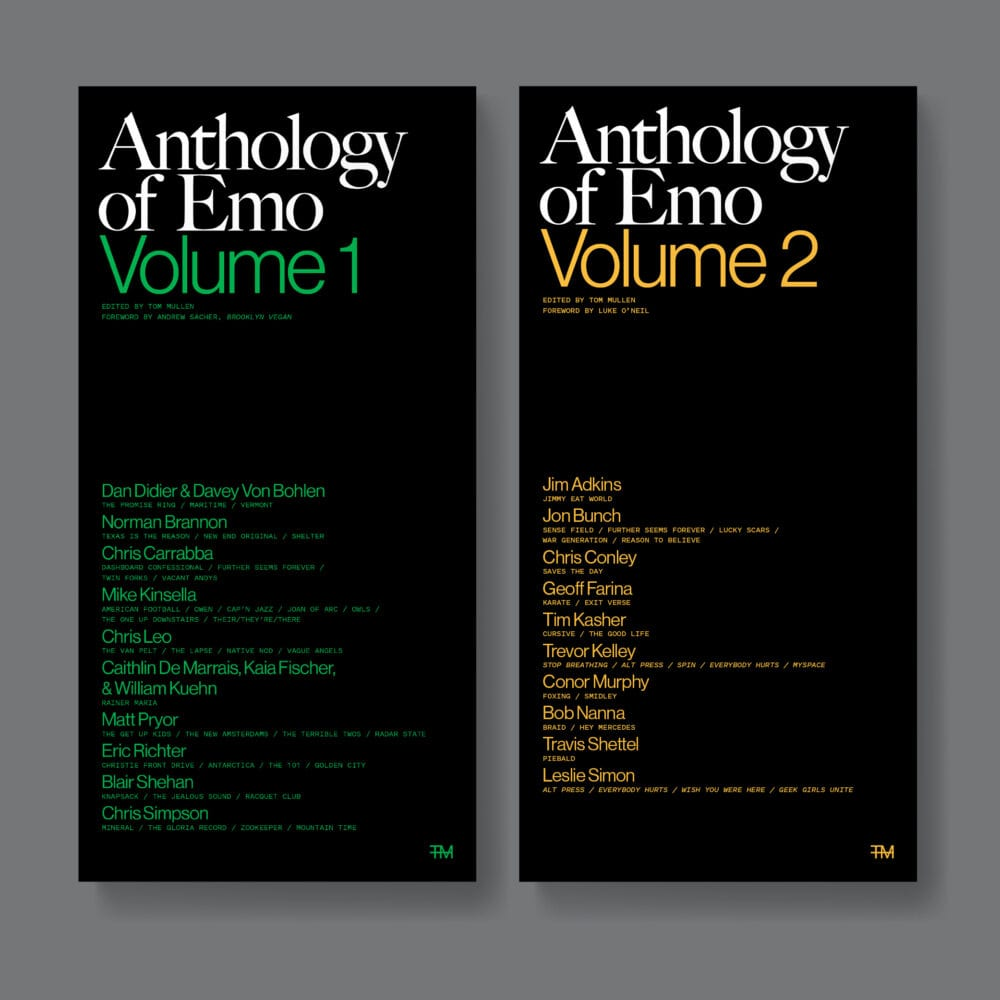 The Anthology of Emo