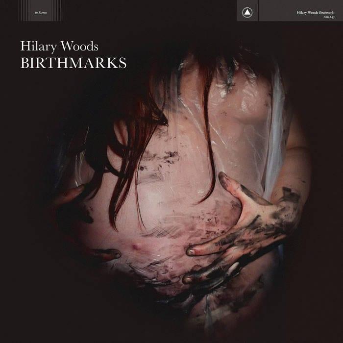 Hilary Woods - Birthmarks cover