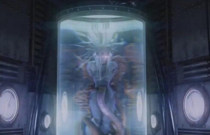 Jenova, a villain from Final Fantasy 7