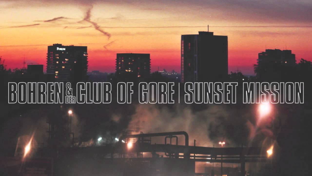 Cover of Sunset Mission