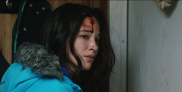 Chinese American actor Kelsey Chow as Native American Natalie Hanson