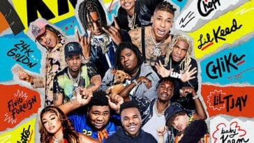 The XXL Freshman Class Cover 2020