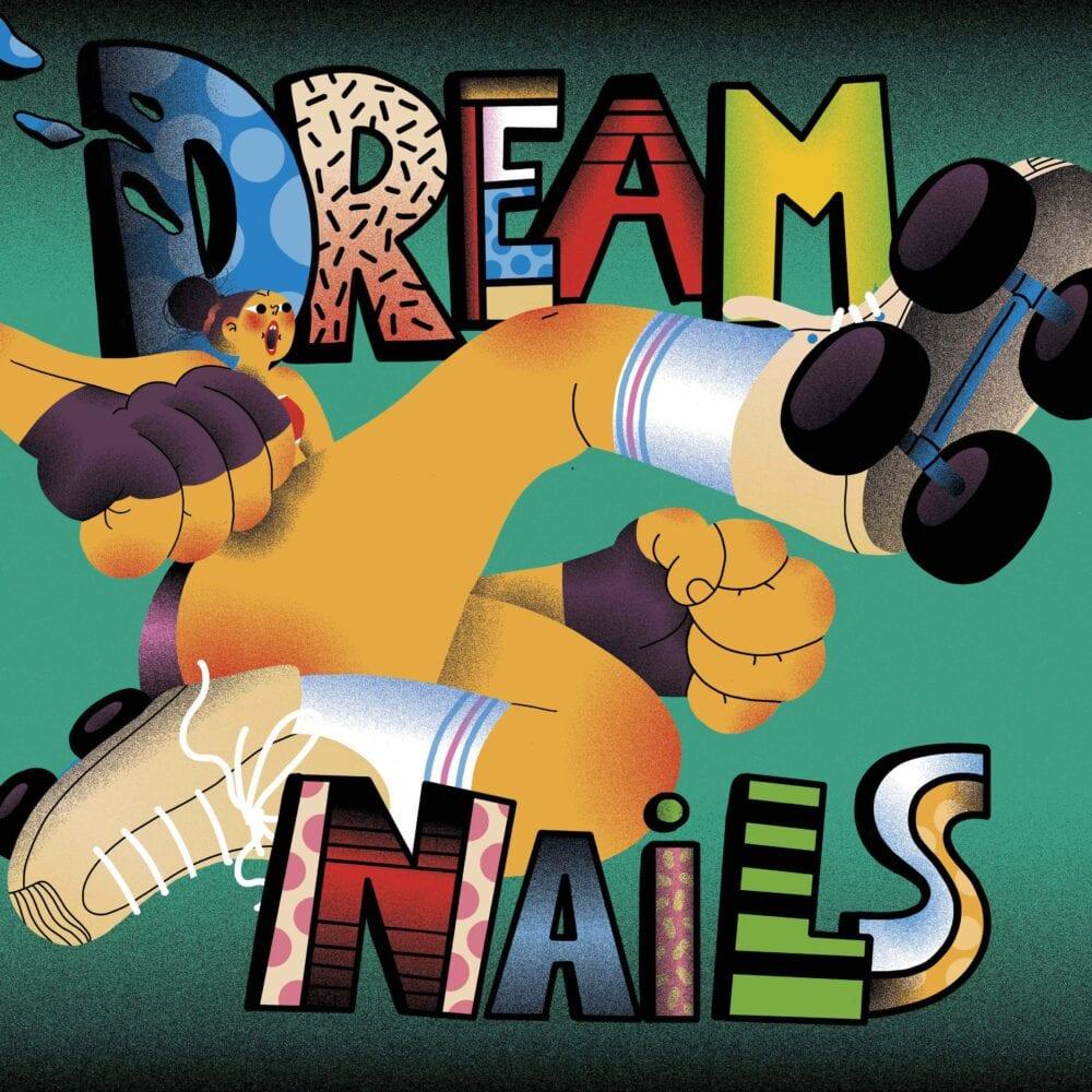 Dream Nails album cover