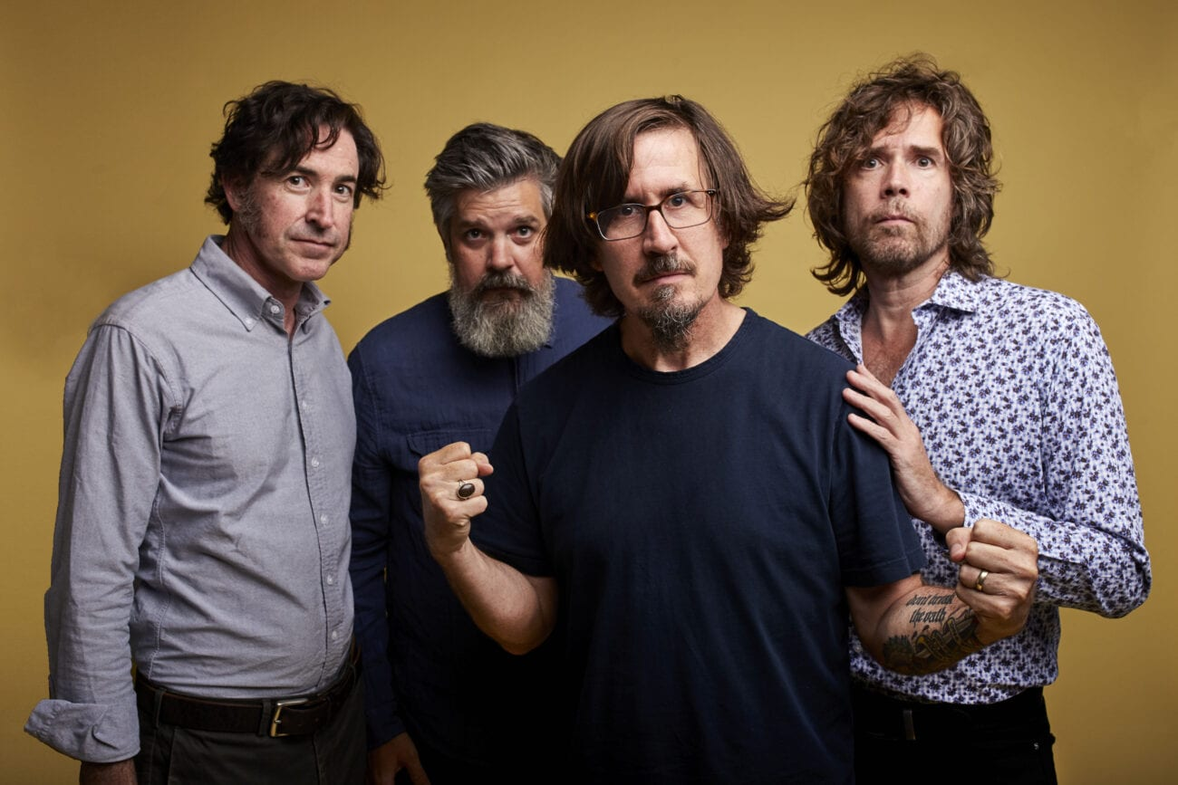 The Mountain goats band