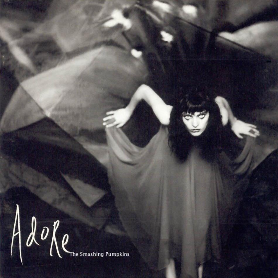 Smashing Pumpkins' Adore album cover