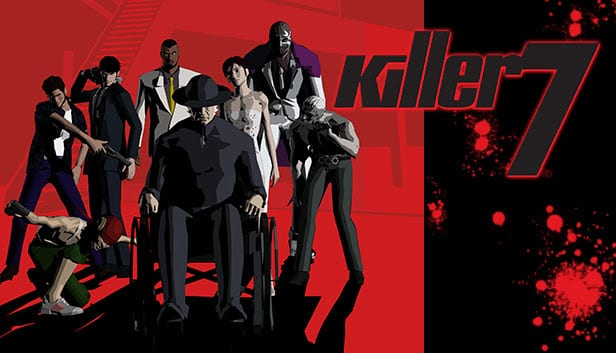 The Eponymous Killer 7 pose together