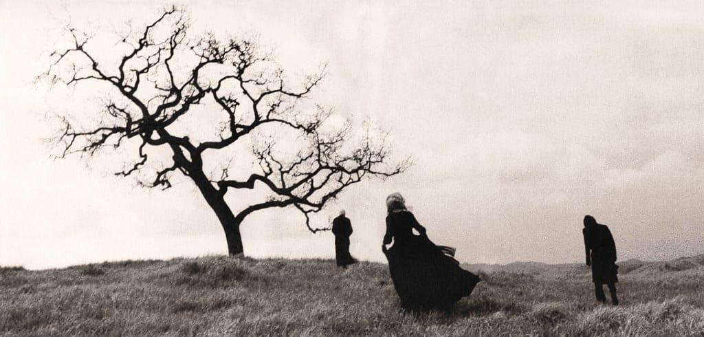 Artwork from the Smashing Pumpkins Adore album