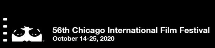 The banner for the Chicago International Film Festival
