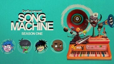 Gorillaz Song Machine