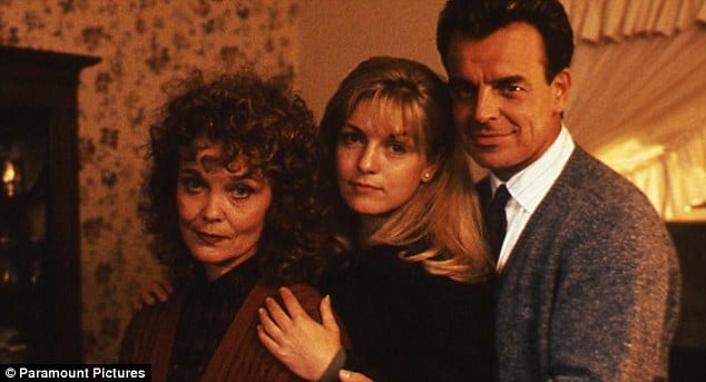 Sarah, Laura, and Leland Palmer