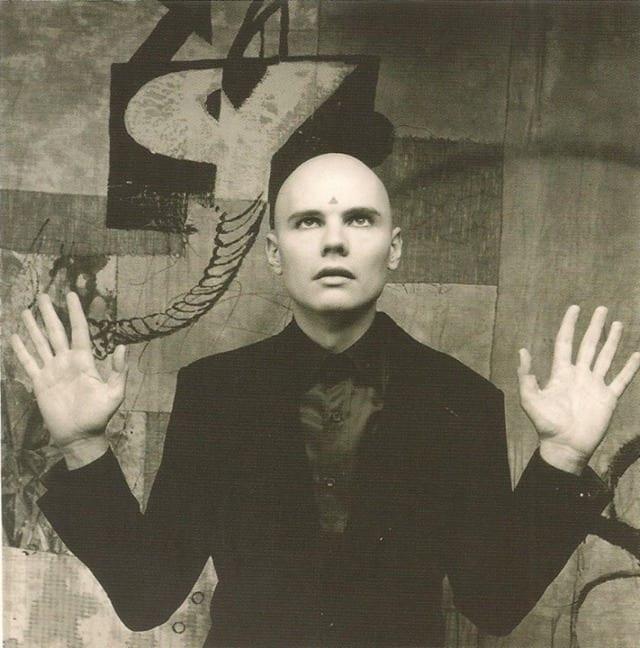Billy Corgan Adore album art