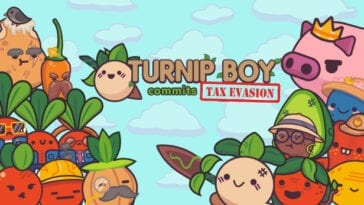 Turnip Boy and co.