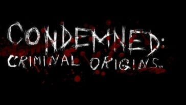 Title logo for Condemned: Criminal Origins