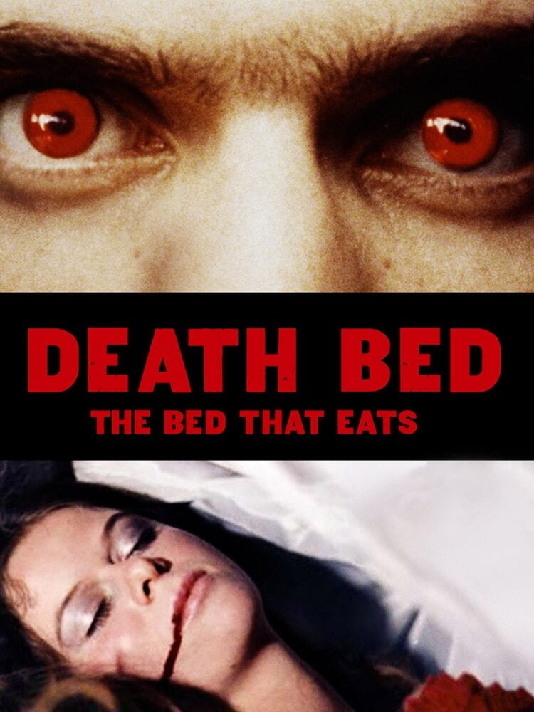 Death Bed movie poster