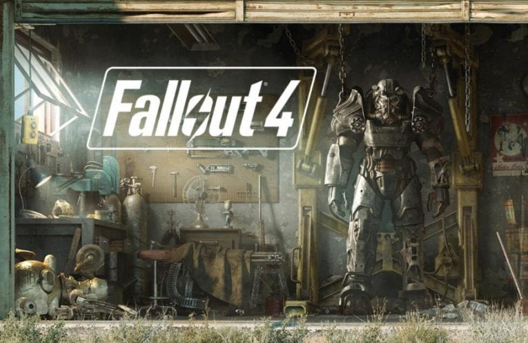 Fallout 4 cover image