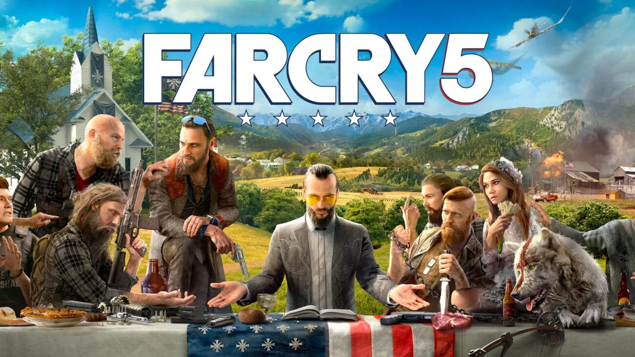 Far Cry 5 cover image